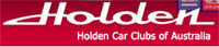 Holden Car Clubs of Australia